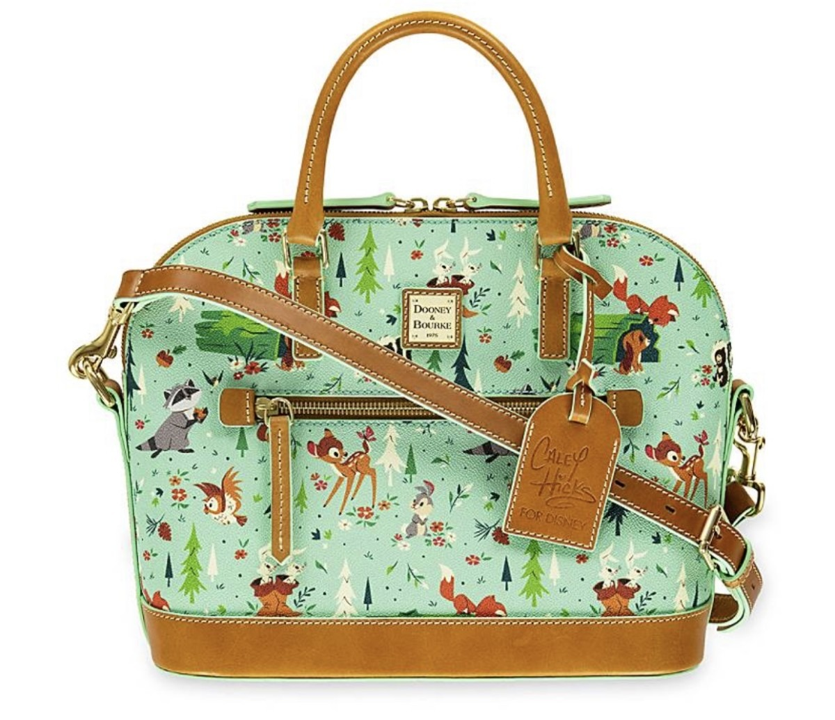 New Bambi and Friends Dooney & Bourke Now on ShopDisney 3
