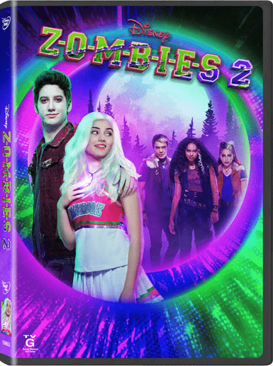 Disney's Zombies 2 arrives on DVD with deleted scenes, bloopers & more on 5/19 1