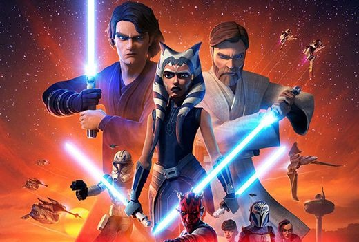 Discover Everything Star Wars on Disney+ 2