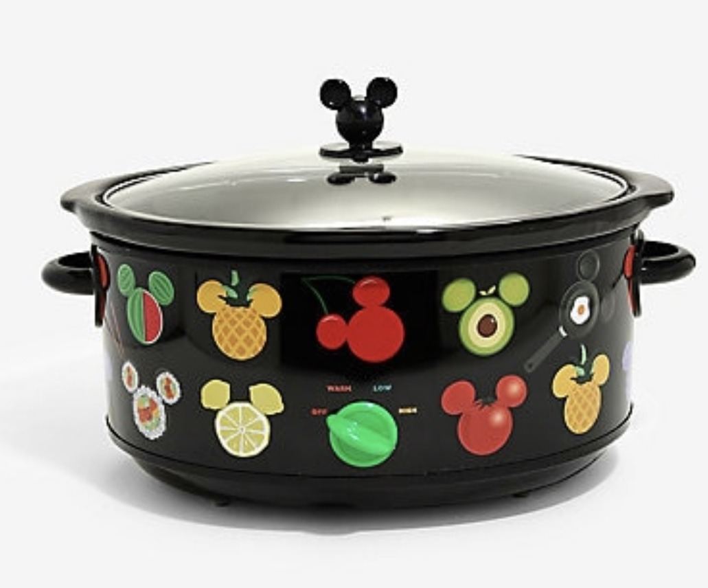 Mickey Mouse Slow Cooker from Box Lunch 1