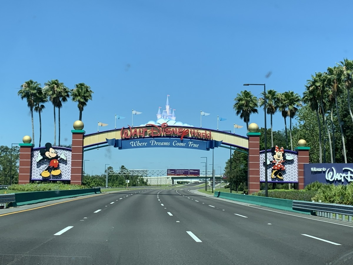 Walt Disney World to Present Reopening Plans to County Tomorrow 1
