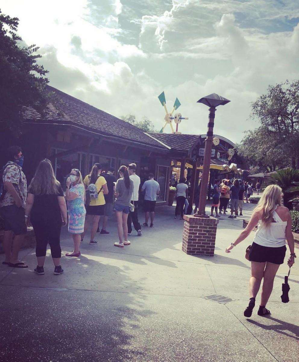 World of Disney Opening Day Pics #disneysprings 2