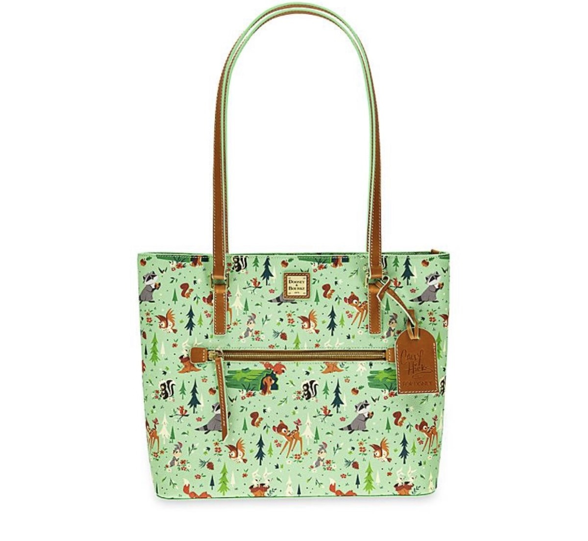 New Bambi and Friends Dooney & Bourke Now on ShopDisney 1