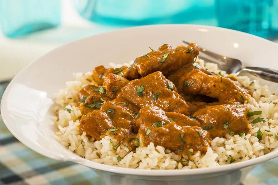 Spicy Durban-Style Chicken