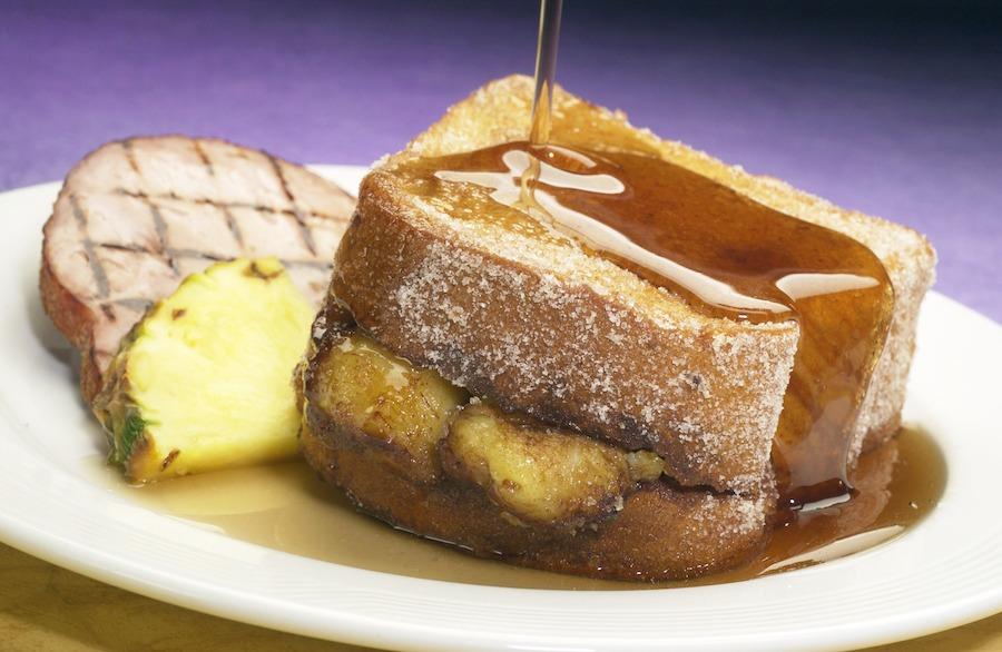 Tonga Toast from Kona Café at Disney's Polynesian Village Resort