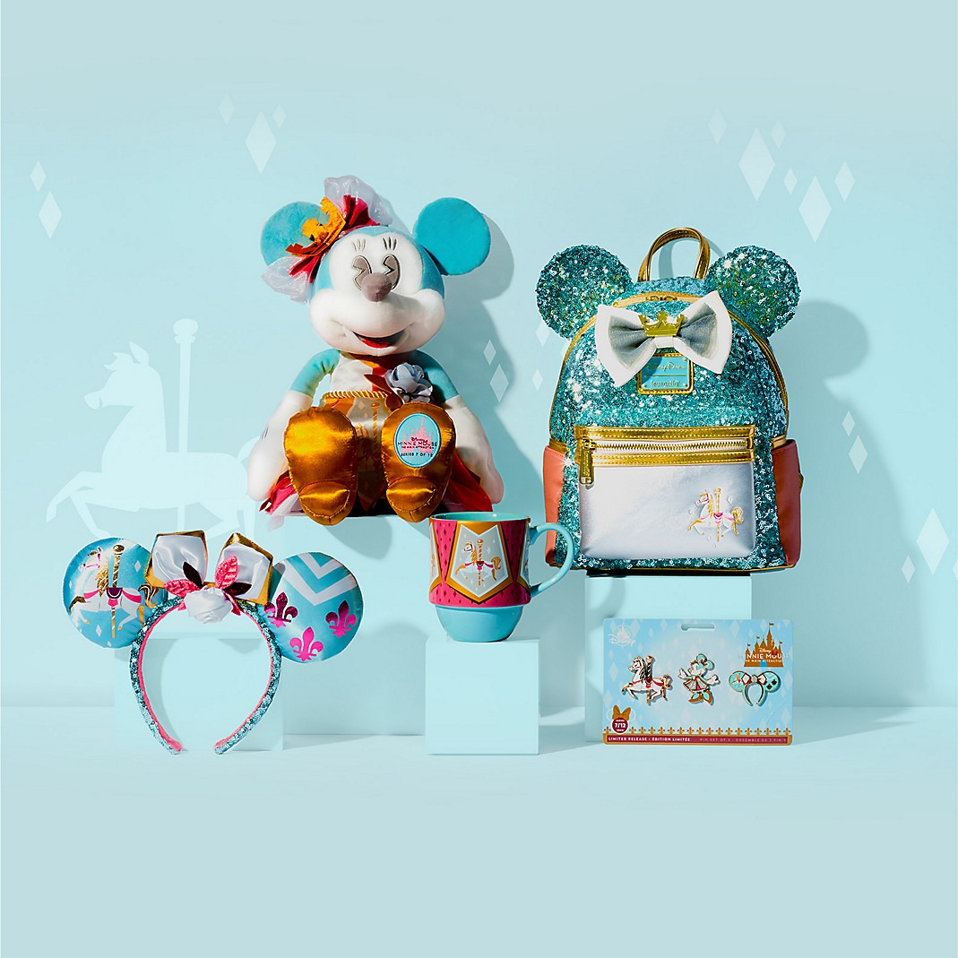 News Regarding Minnie Mouse; The Main Attraction Merch - Postponed? 2