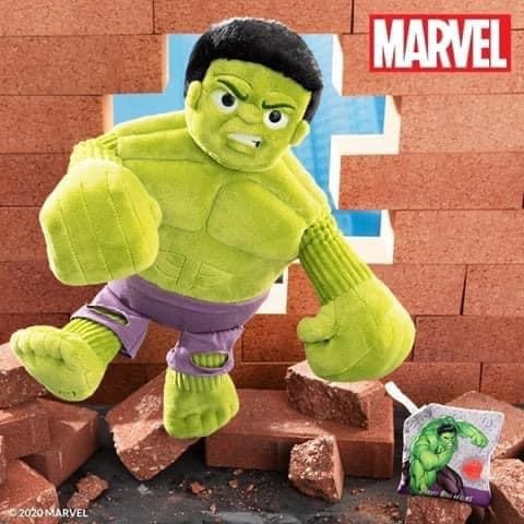 NEW Marvel Goodies from Scentsy! 1