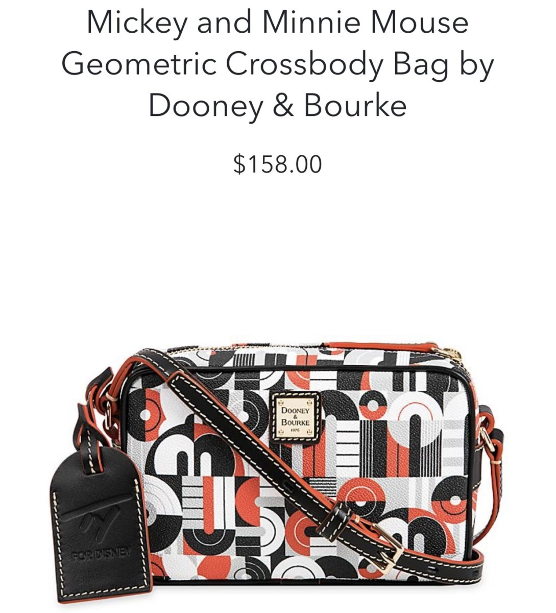 New Tyler Dumas Designed Dooney & Bourke Bags on shopDisney 2