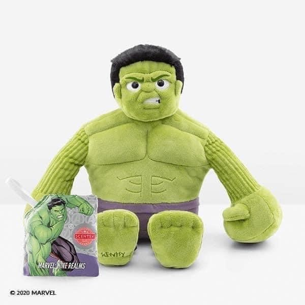 NEW Marvel Goodies from Scentsy! 2