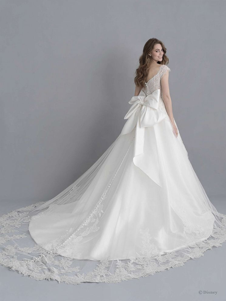 Allure Bridals debuts Disney Fairy Tale Weddings Collection 3