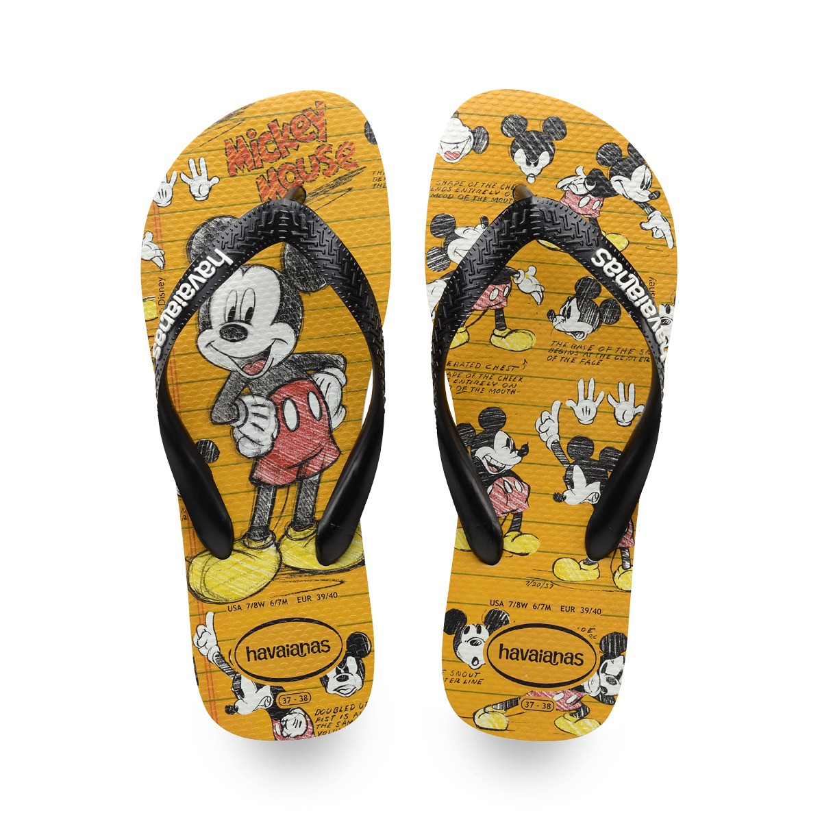 Disney Villains and More from Havaianas 6
