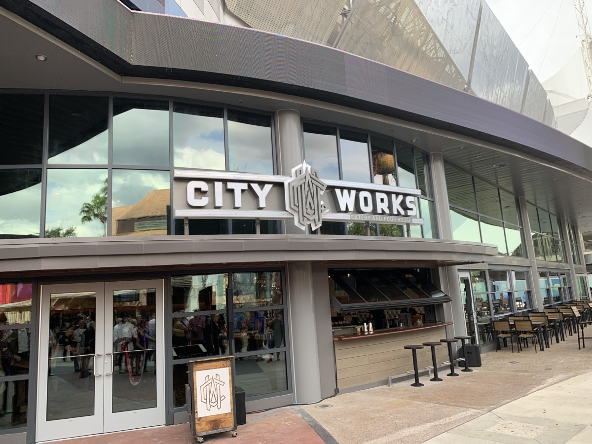 City Works Eatery & Pour House Announces June 10 Reopening - Disney Springs 1
