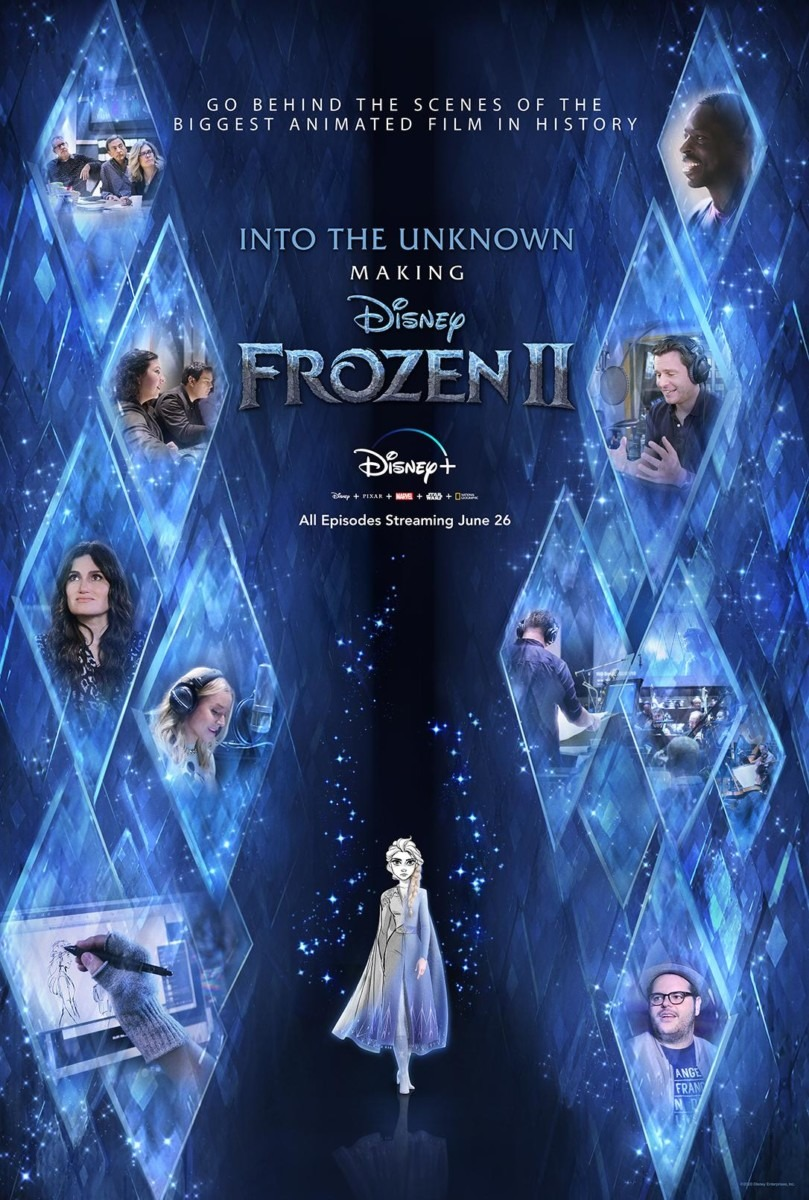 """Watch the Trailer for """"Into The Unknown: Making Frozen 2"""" 1"""