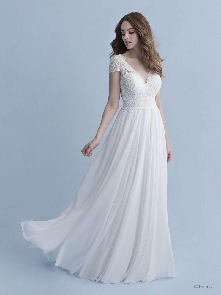 Allure Bridals debuts Disney Fairy Tale Weddings Collection 6