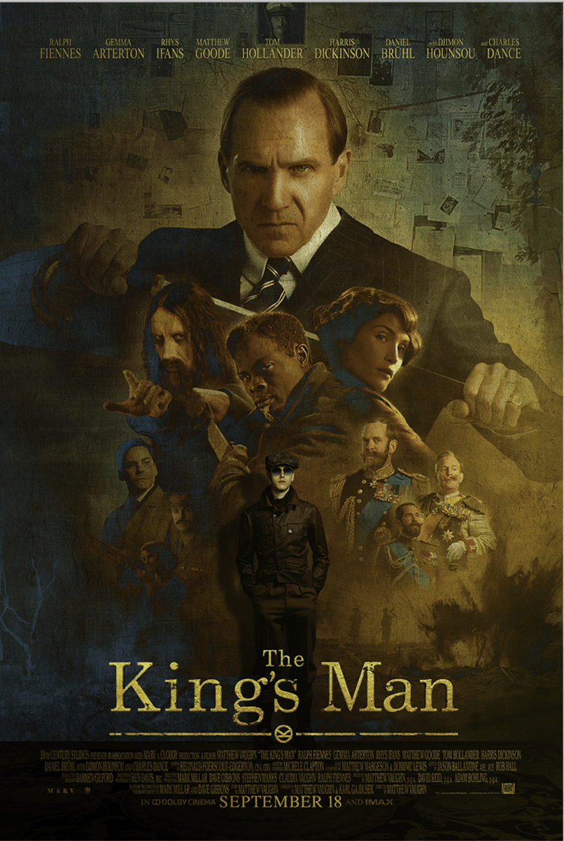"""CHECK OUT THE EXCITING, NEW TRAILER & POSTER FOR """"THE KING'S MAN""""! 1"""