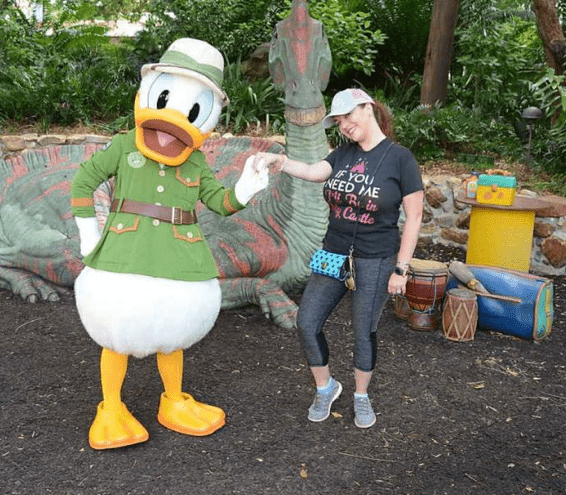 Happy Birthday to my favorite Disney Character, Donald Faulterleroy Duck. 7