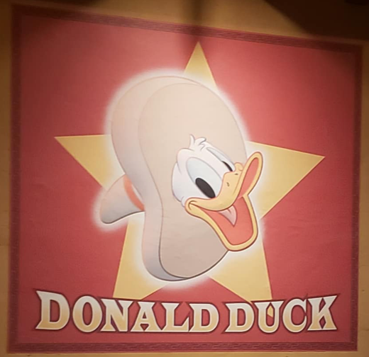 Happy Birthday to my favorite Disney Character, Donald Faulterleroy Duck. 8