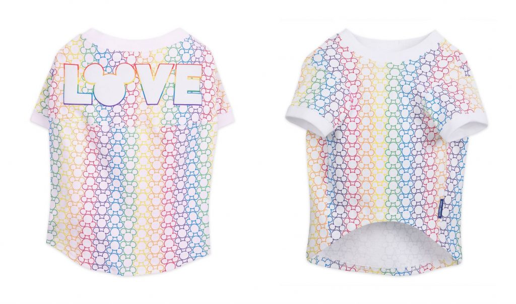 Rainbow Disney Collection items: