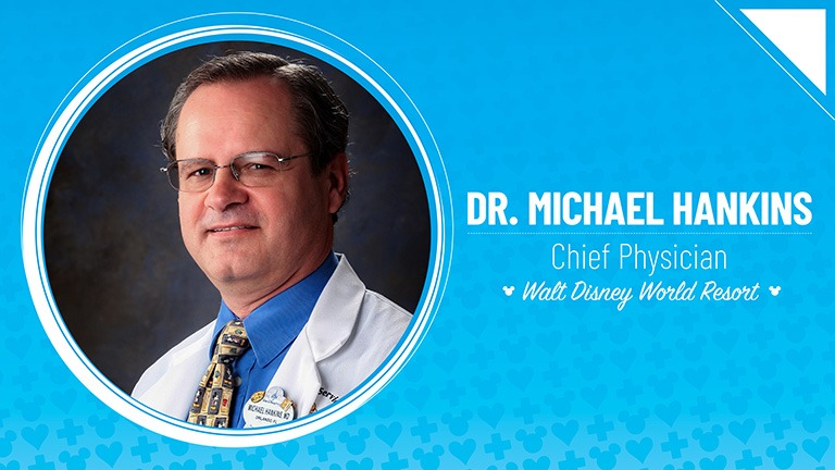 Dr. Michael Hankins – Chief Physician, Walt Disney World