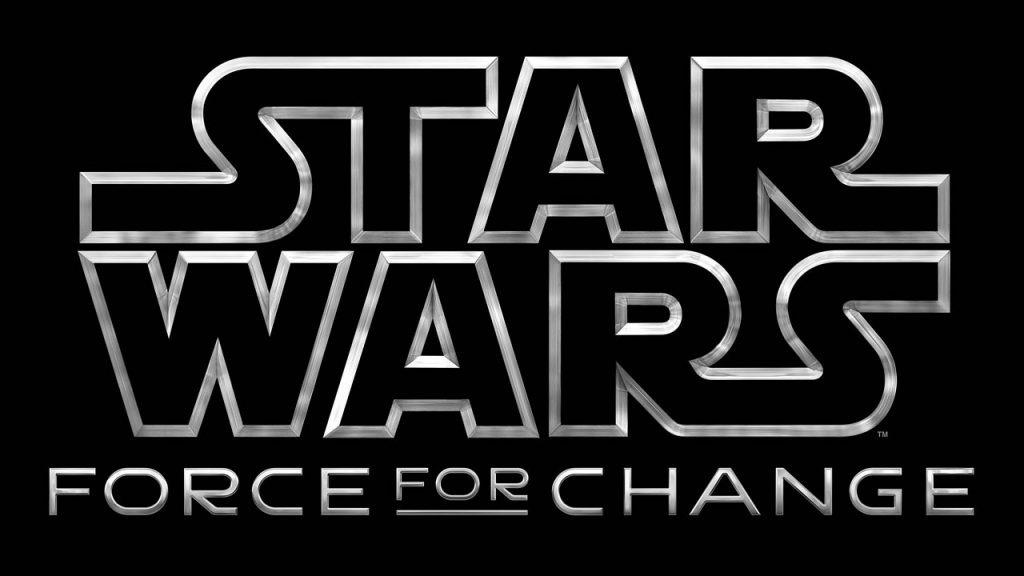 Star Wars Force for Change logo