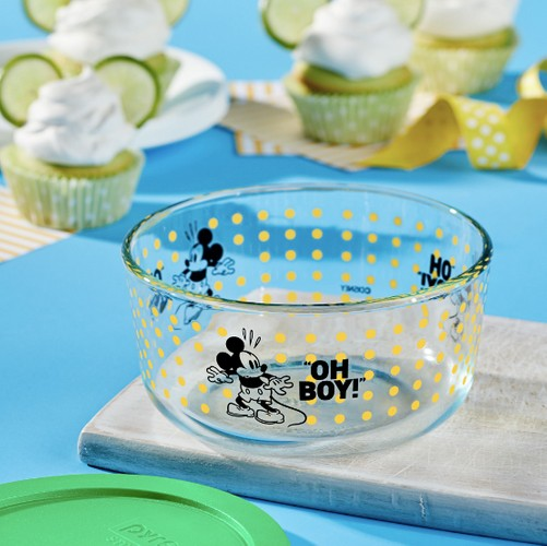 Pyrex releases Mickey Mouse Collection for your dream Disney kitchen! 2