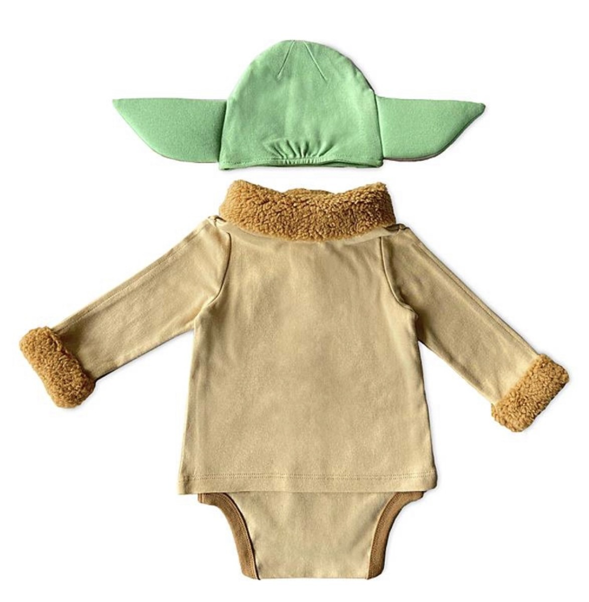 "New ""Baby Yoda"" Costume on shopDisney 3"