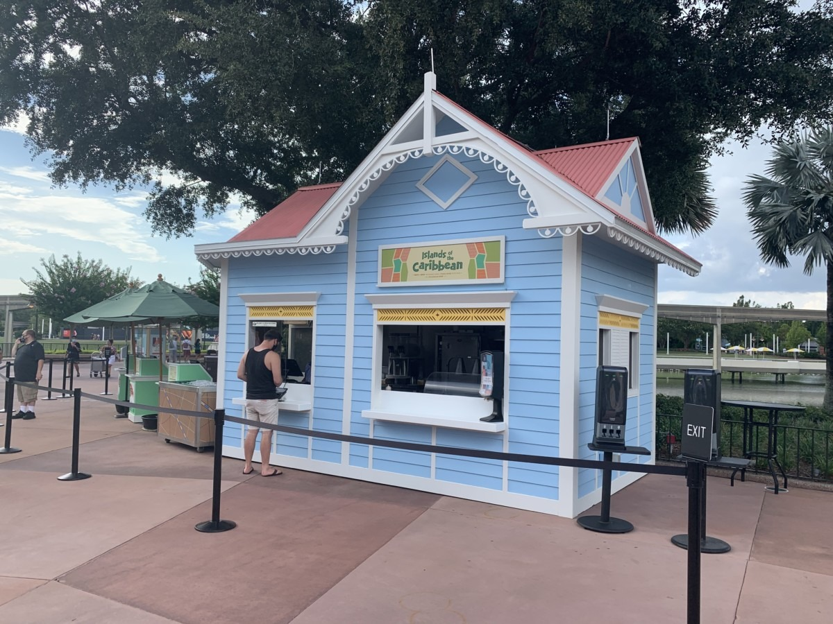 Epcot Reopens! Food & Wine Festival and More! Photos 5