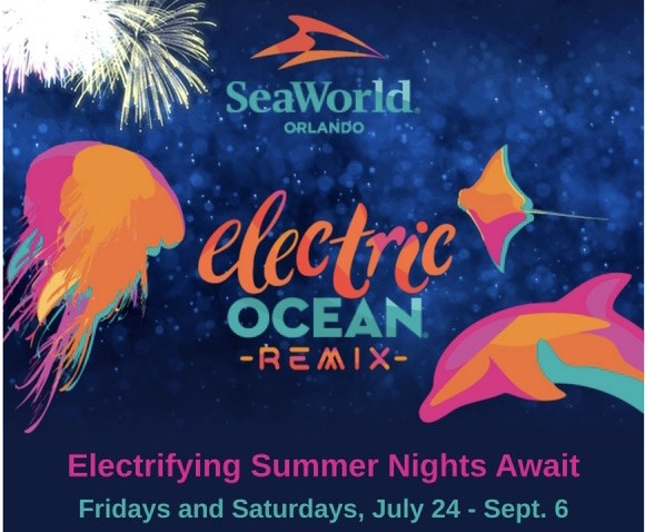 Electric Ocean Remix, Sea World 1