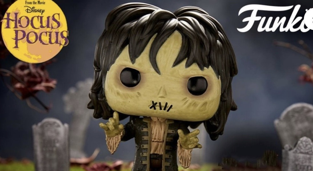 Disney's Hocus Pocus Billy Butcherson Funko Pop Figure Has Finally Arrived (Exclusive) 1