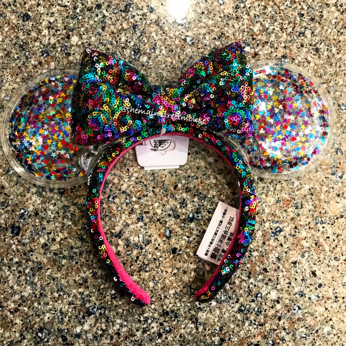 NEW Confetti Mouse Ears! Out Today! 1