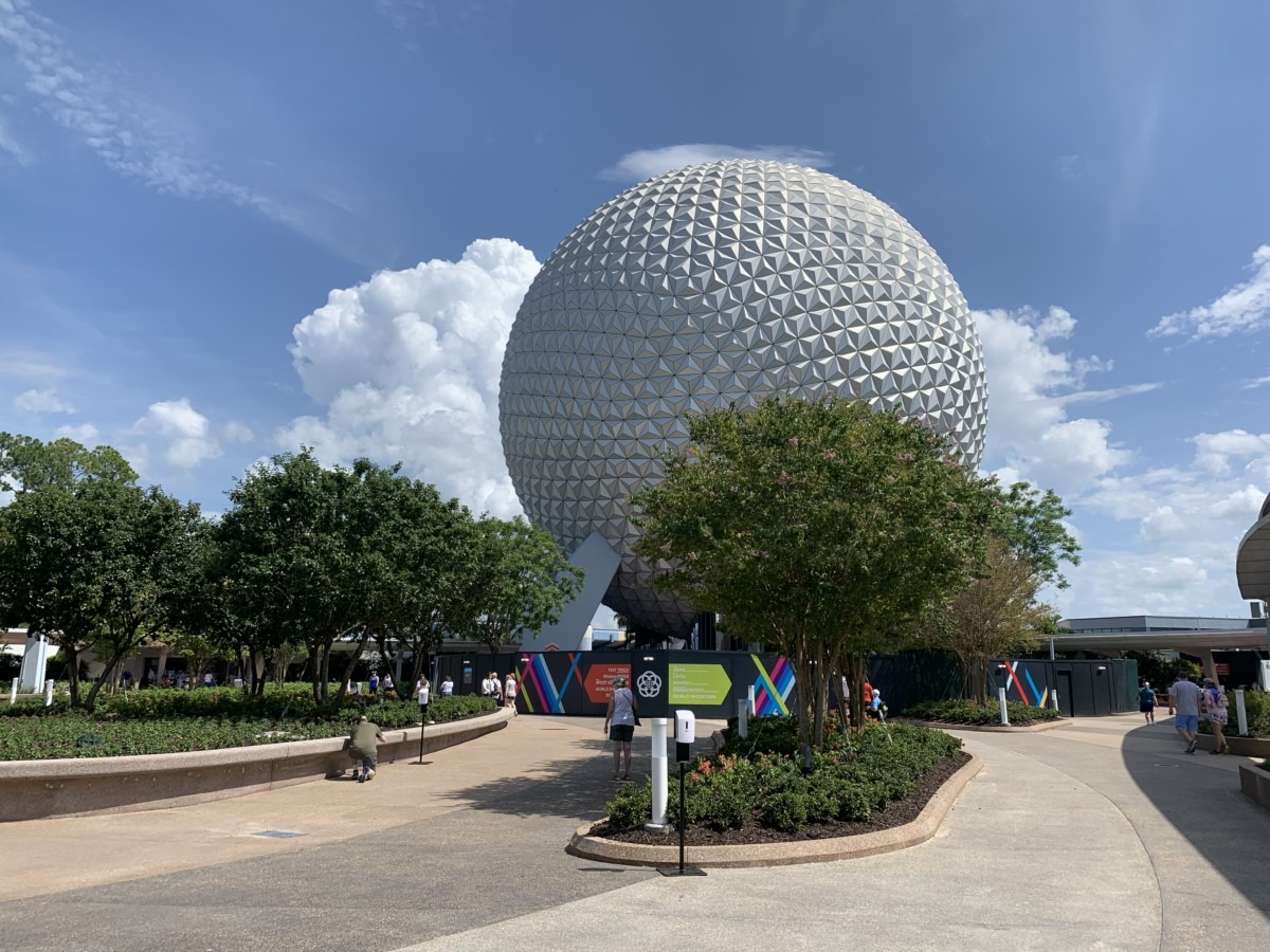 Epcot Reopens! Food & Wine Festival and More! Photos 1