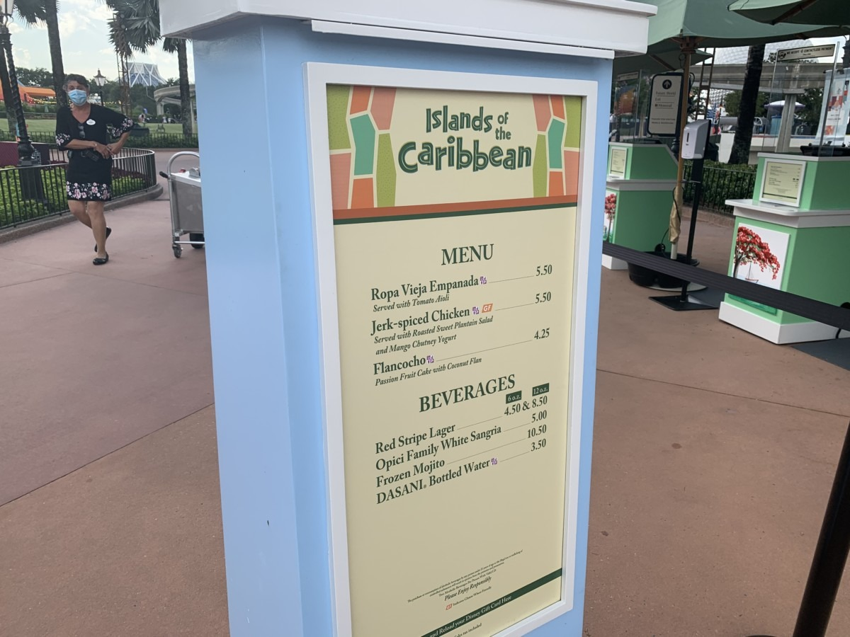 Epcot Reopens! Food & Wine Festival and More! Photos 6