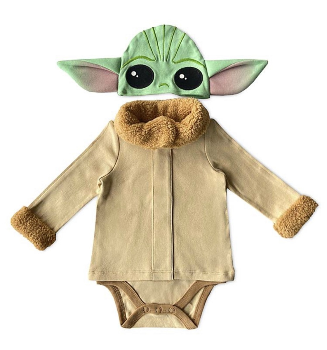 "New ""Baby Yoda"" Costume on shopDisney 1"