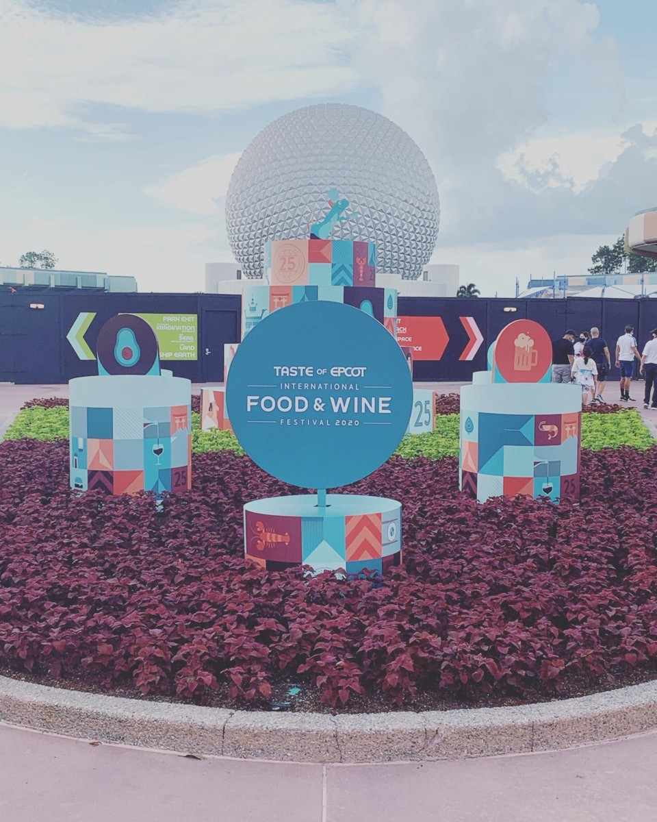 Epcot Reopens! Food & Wine Festival and More! Photos 19