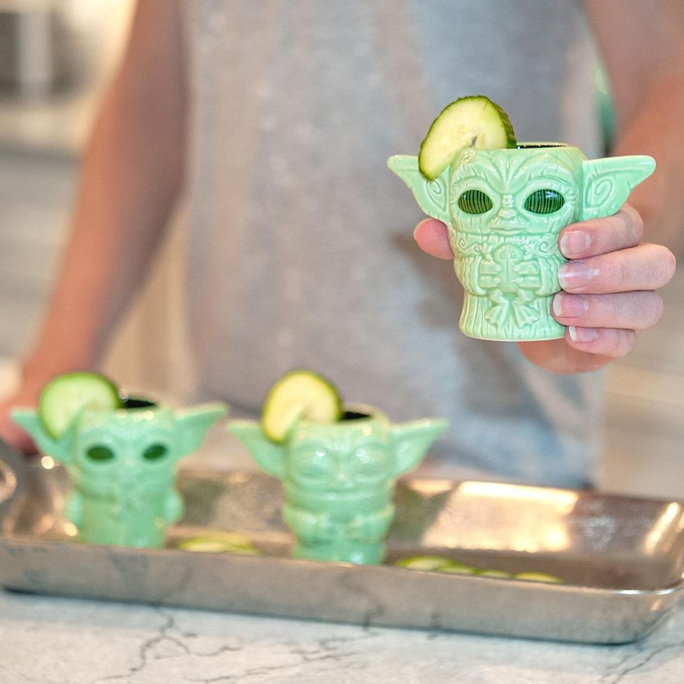 Baby Yoda Tiki Mini Muglets Available to Order Online 1