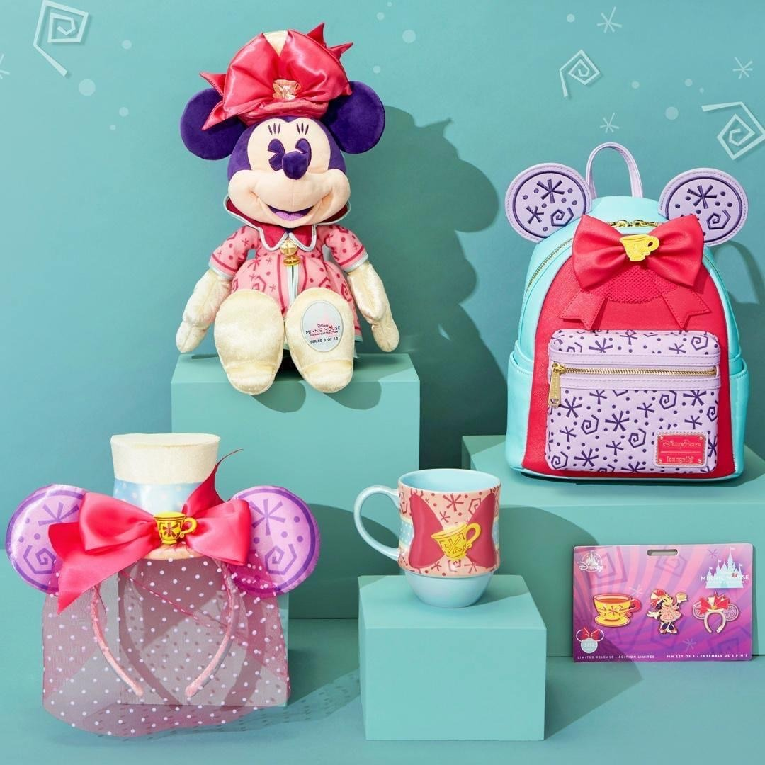 Update! Minnie Mouse The Main Attraction- Mad Hatter's Tea Party, July 31st 1