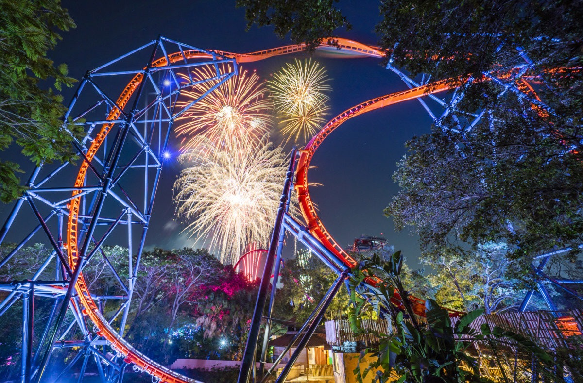 Summer Nights Returns With All New Laser and Fireworks Show, Extended Hours and Seasonal Eats 1