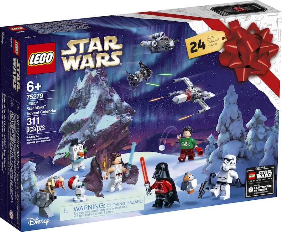 2020 LEGO Star Wars Advent Calendar