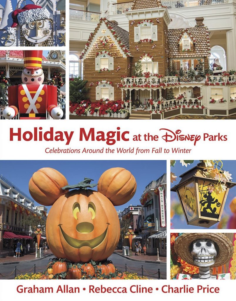 Holiday Magic at Disney Parks