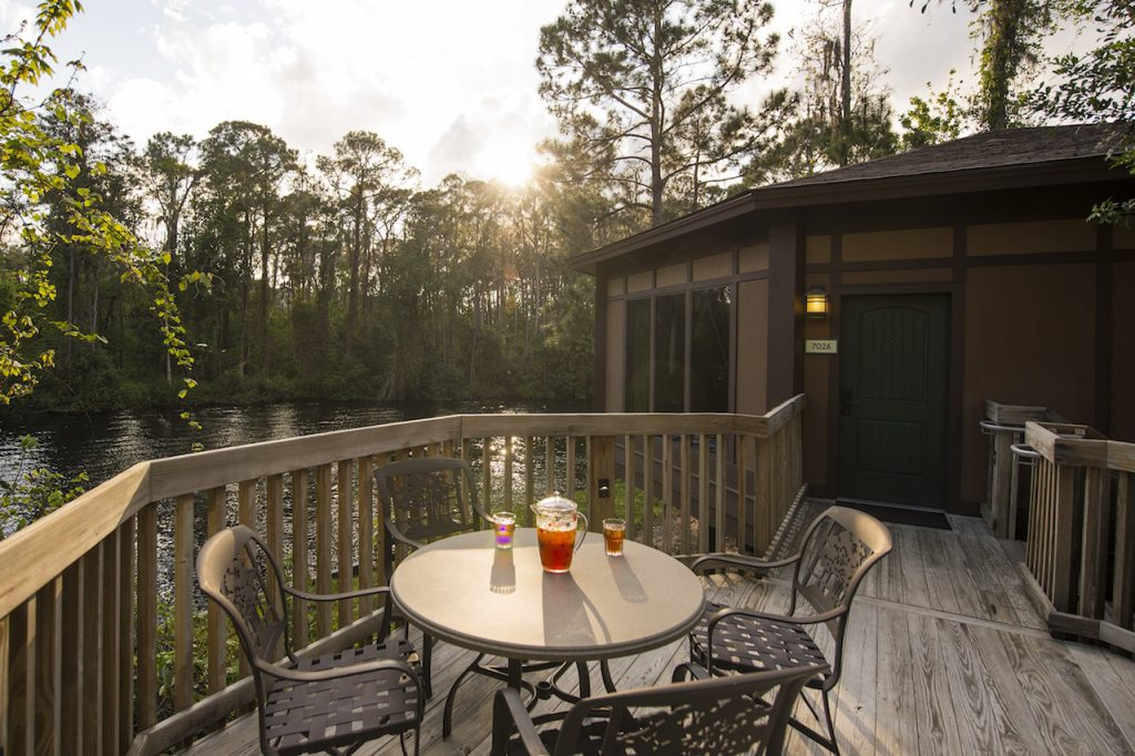 Treehouse Villas at Disney's Saratoga Springs Resort