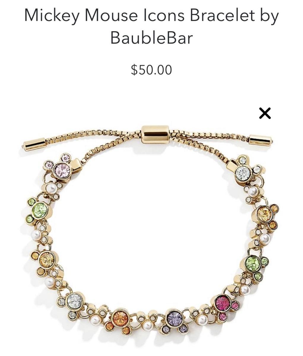 New Baublebar Disney Parks Jewelry on shopDisney 2