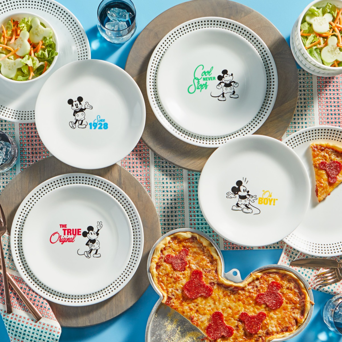 Corelle Releases Special Edition Collection Featuring Mickey Mouse! 2