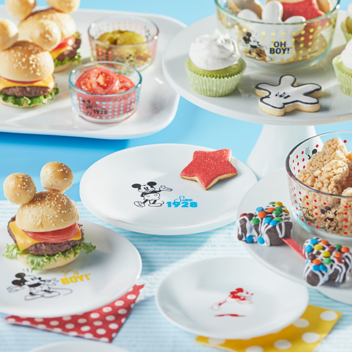 Corelle Releases Special Edition Collection Featuring Mickey Mouse! 1