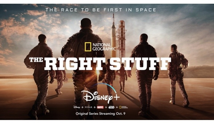 """The Right Stuff"" Lands on Disney+ With 2 Episode Premiere! 1"