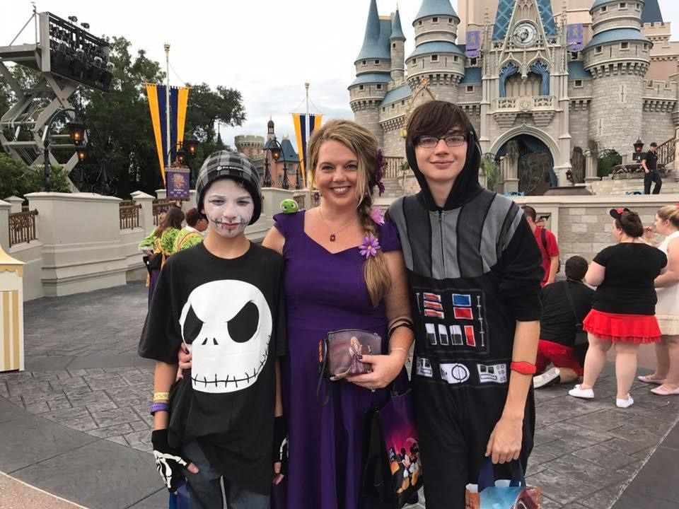 Dress in your Spooky Best, Sept 15 - Oct 31 at Magic Kingdom! 2