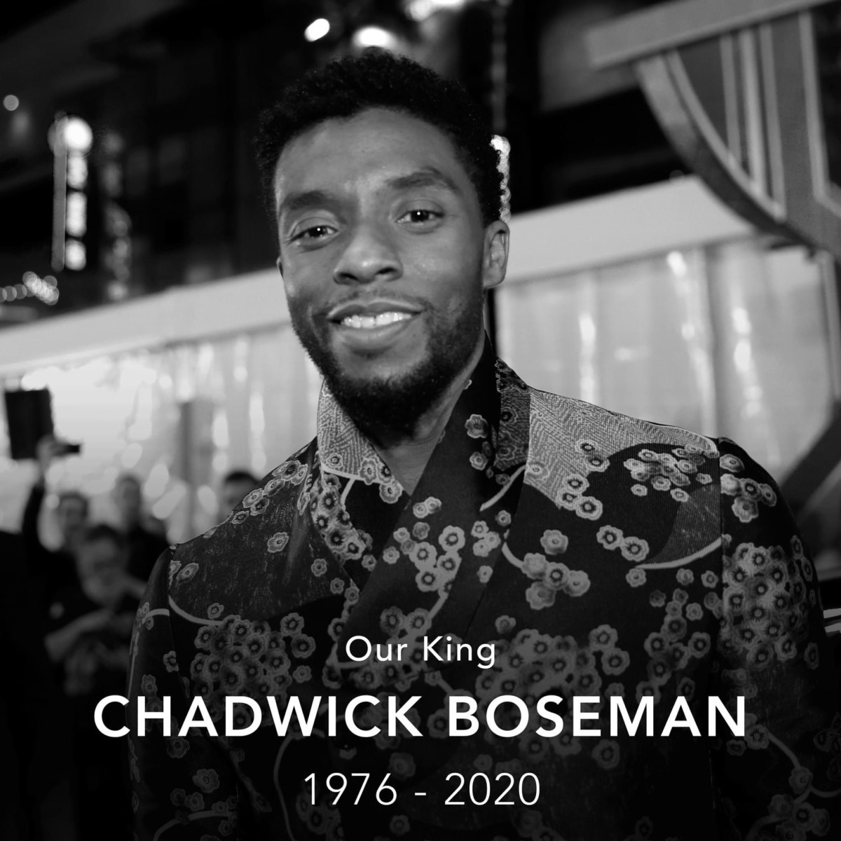 Tonight on ABC, Black Panther / Chadwick Boseman - A Tribute for a King 1