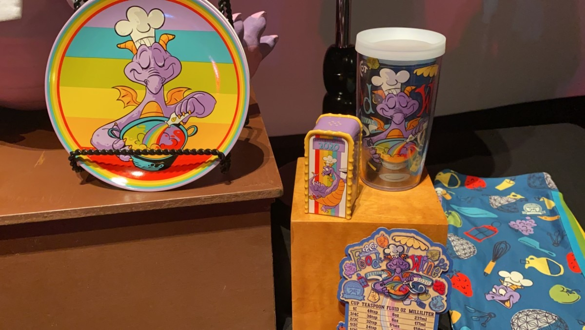 Epcot Food and Wine Festival Merchandise Preview! #tasteepcot 2