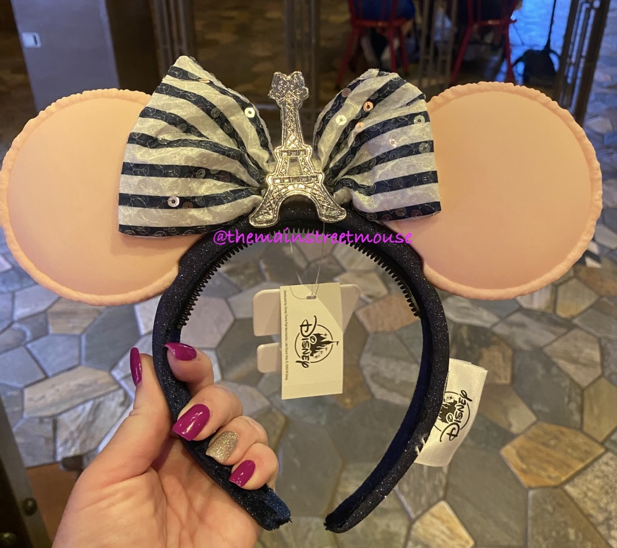 New Minnie Ear Headbands at Epcot! #disneystyle 3