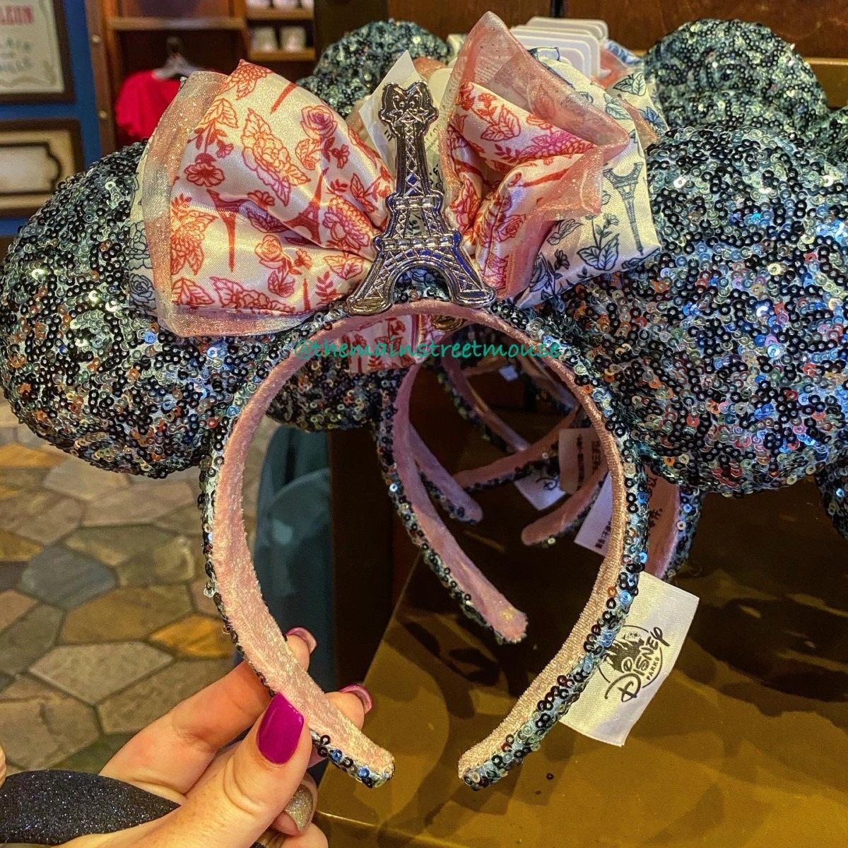 New Minnie Ear Headbands at Epcot! #disneystyle 2