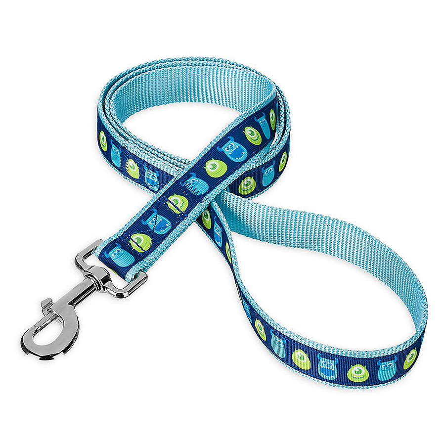 Monsters, Inc.-themed dog lead